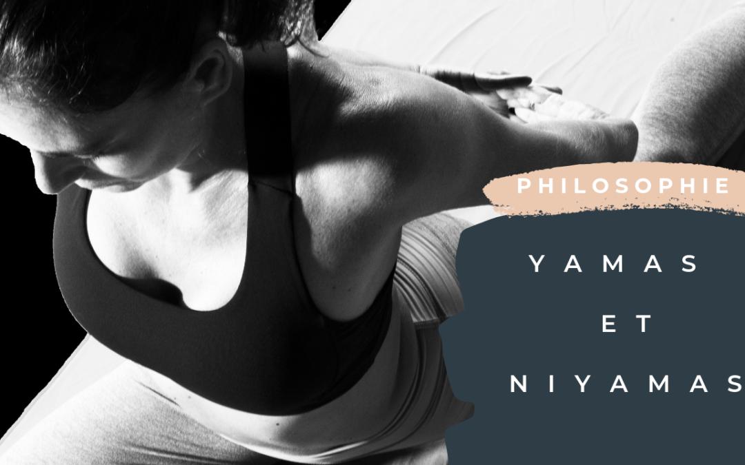 Yamas et Niyamas, des principes de vie yogiques