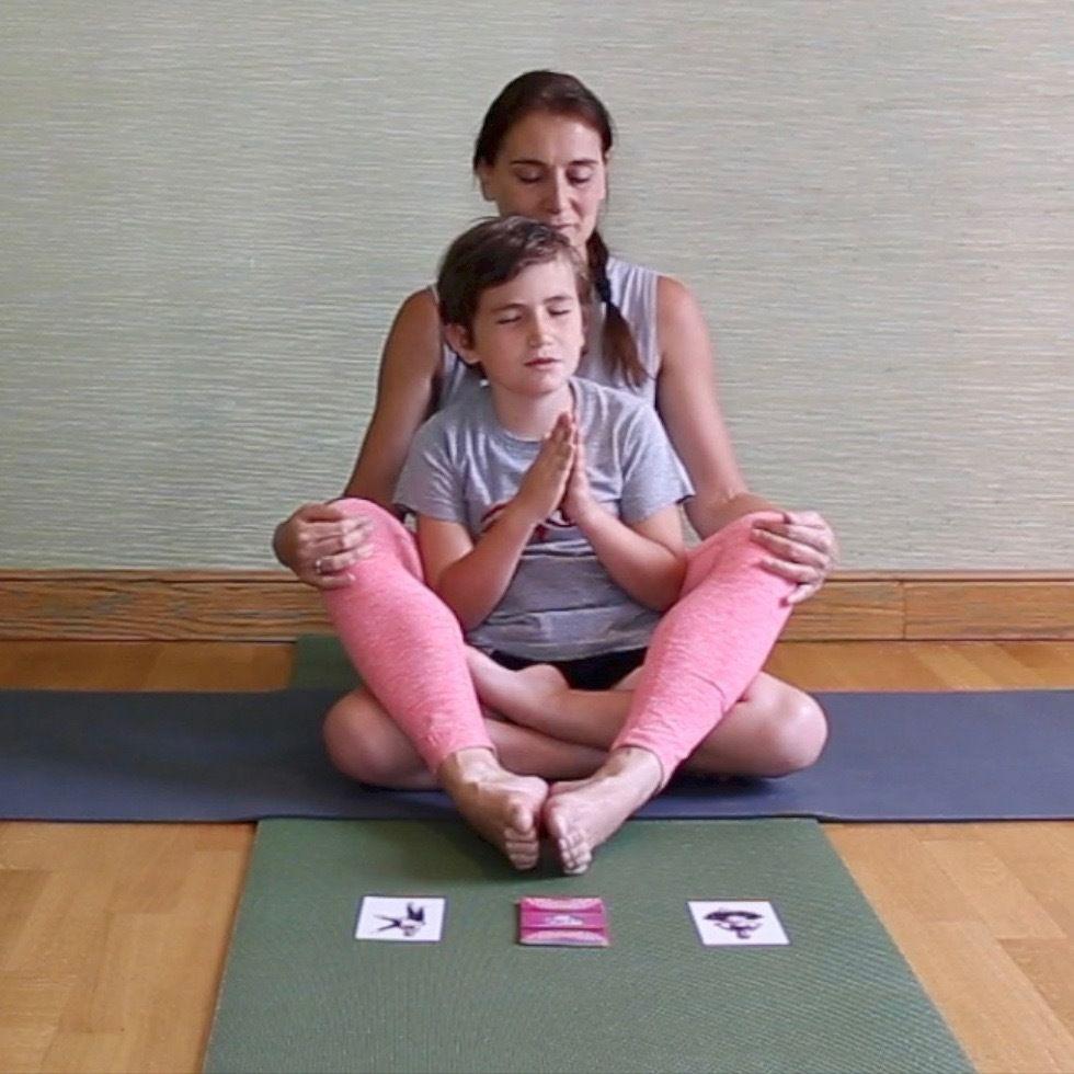Une petite méditation et un peu de respiration pour commencer … Respirer  par le nez dans le ventre … 667b107b64b