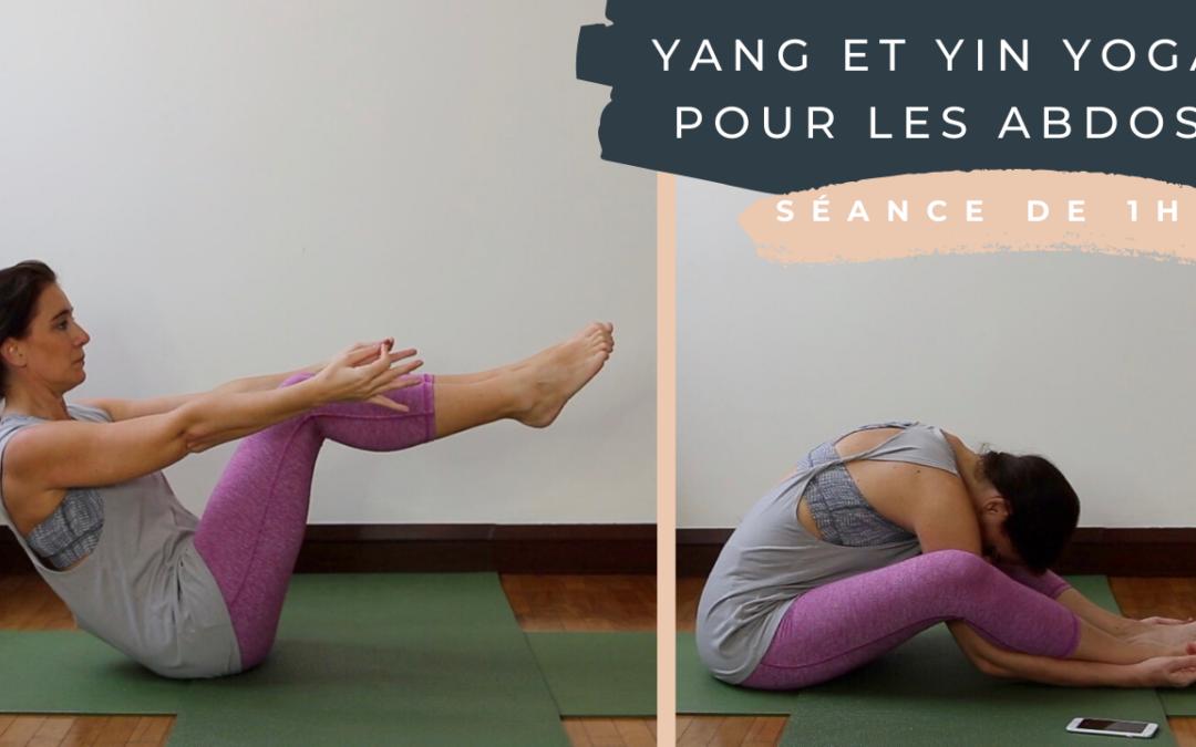 Pratique 74 – Yang et Yin Yoga pour le dos et les abdos