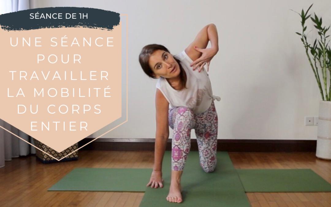 Pratique 75 – 60 minutes pour travailler la mobilité du corps entier